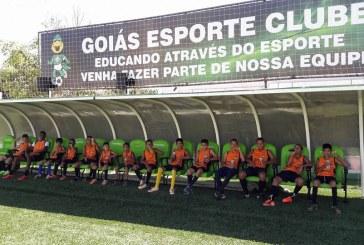 CBF Social no Goiás Esporte Clube