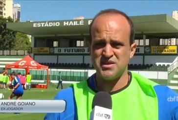 CBF Social promove futebol e diversão em Goiânia