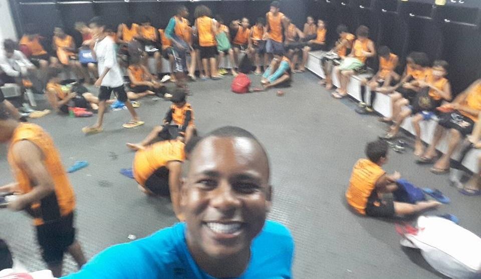 Hoje Visitamos o Estádio Serra Dourada – José Lino Teodoro