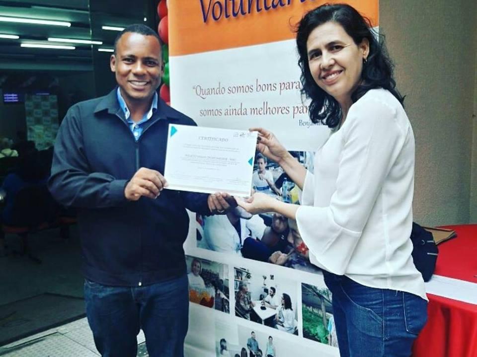 Dia Internacional de Voluntariado!