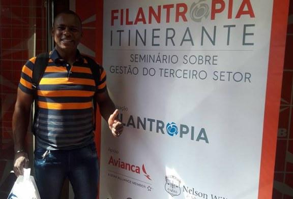 Curso Filantropia Itinerante: Seminário sobre Gestão do Terceiro Setor