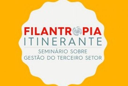 Informativo: Filantropia Itinerante – Seminário sobre Gestão do Terceiro Setor