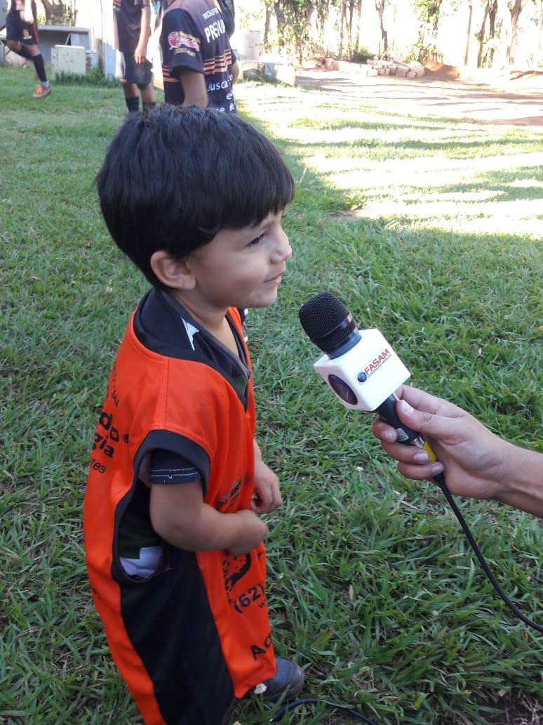 Entrevista para os Alunos da Faculdade Fasam