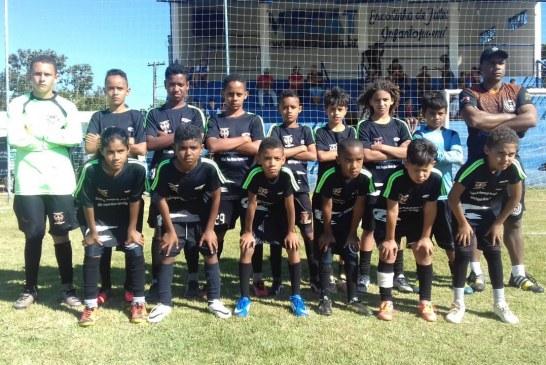 Festival na escolinha de futebol Mecat em Abadia de Goiás