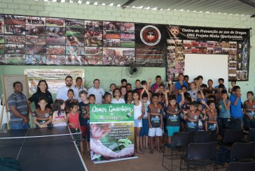 Visita dos Alunos da Faculdade Assembleiana do Brasil