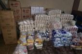 Distribuição de Alimentos